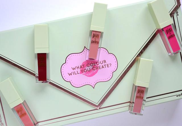 Pixi MatteLast Liquid Lip with Swatches