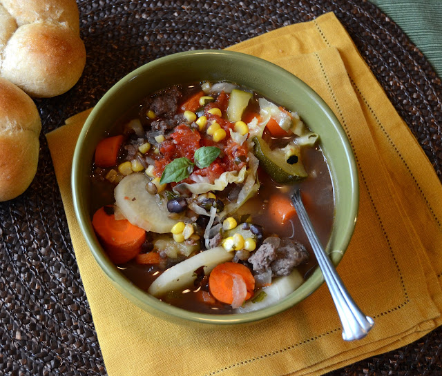 healthy soup recipe