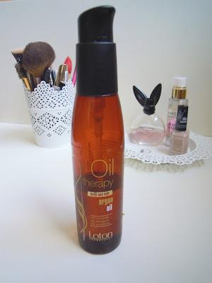 Co oznaczają moje mieszana uczucia do olejku Loton Oil Therapy ?