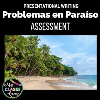Teaching the novel Problemas en Paraíso