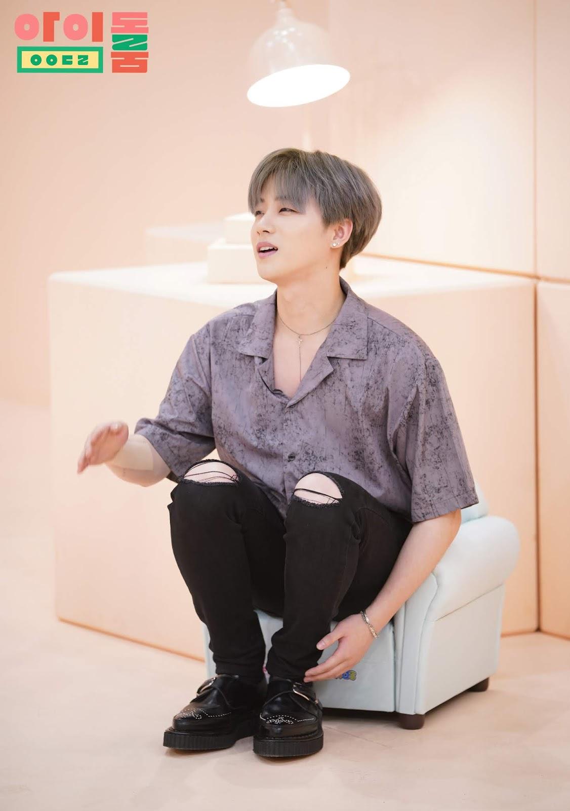 ENG] JTBC Chodit s někým Sama: GOT7 Jackson Náhled.