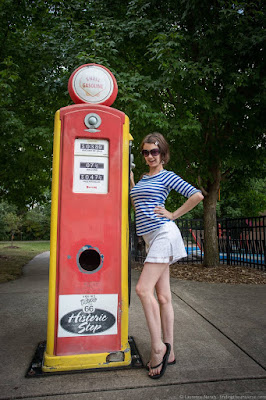 Route 66 gas pump Wilmington Illinois_by_Laurence Norah