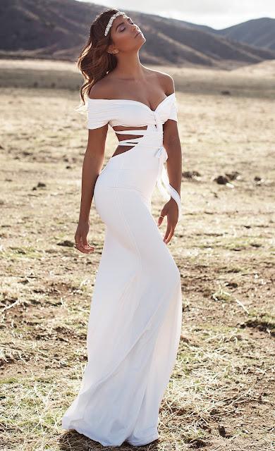 Lurelly A-line Wedding Dress