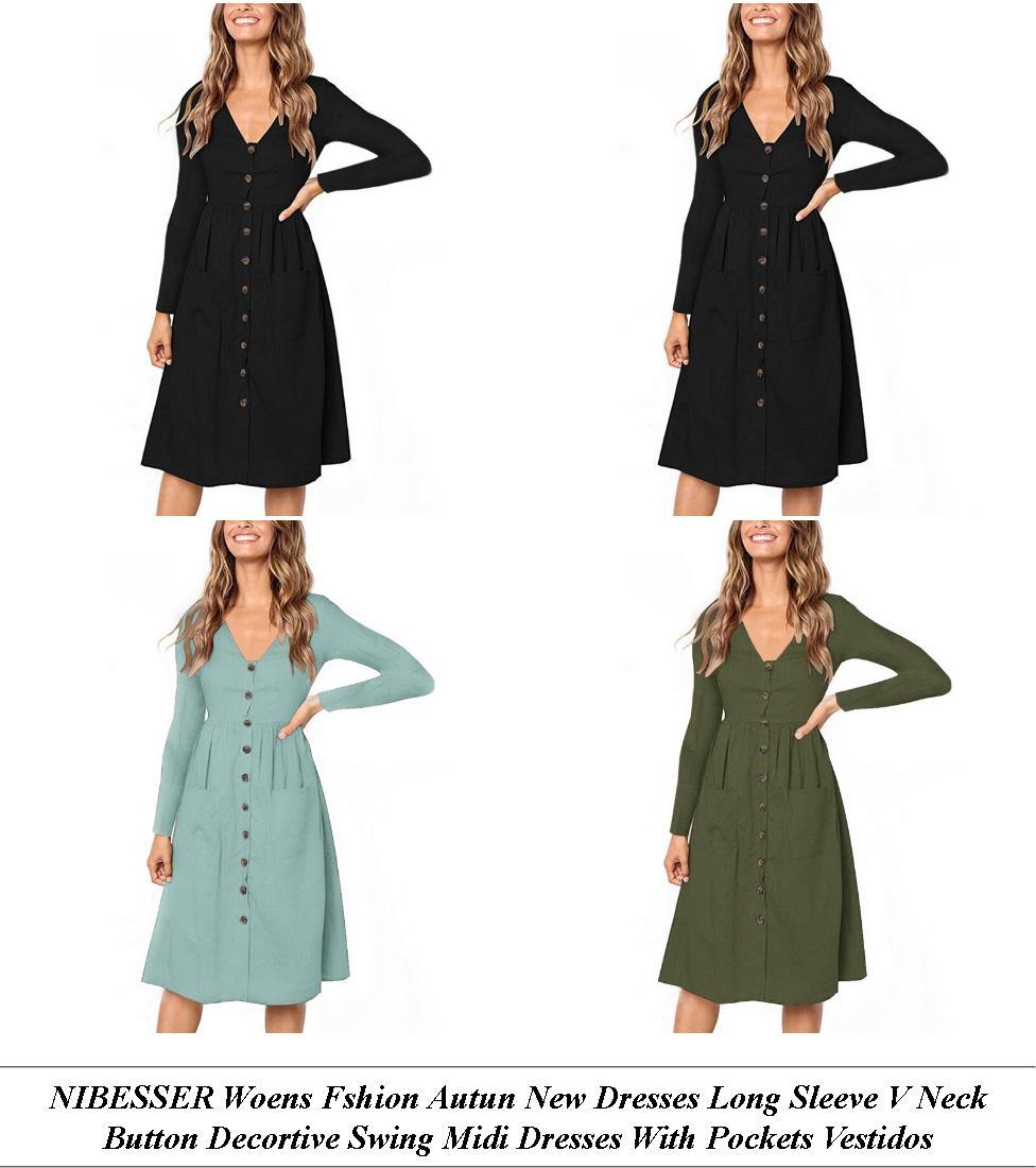 Cocktail Dresses - Online Sale Sites - White Dress - Cheap Fashion Clothes