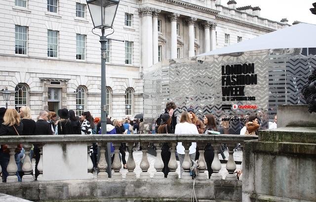 moda w londynie