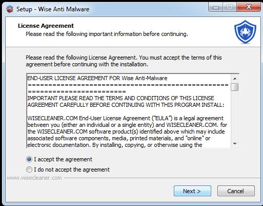 تفعيل Wise Anti Malware Pro كامل