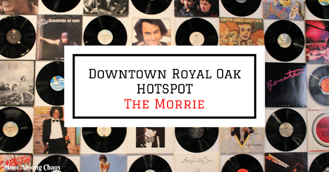 Downtown Royal Oak Hot spot, Morrie, Food, reviews