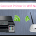 How to Connect Printer in Wifi Network