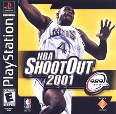NBA ShootOut 2001 - PS1 - ISOs Download