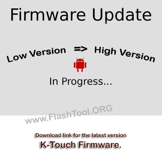 Download K-Touch Firmware