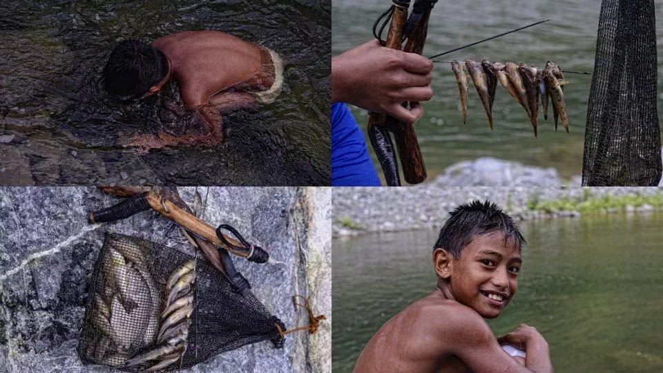 Hunger Games Bokod Benguet Cordillera Administrative Region Philippines