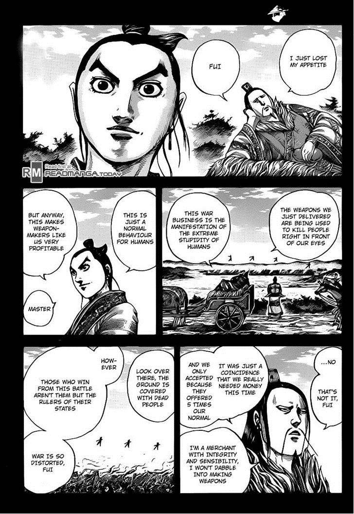 Kingdom - Chapter 428