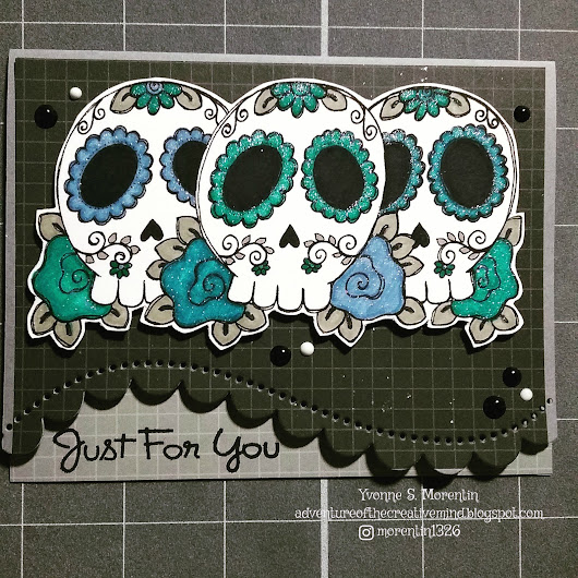Sugar Skulls For You