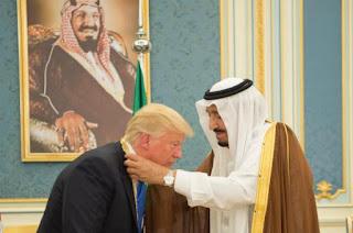 US Sought Saudi Oil Support before Iran Move