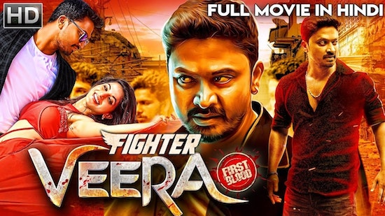 Fighter Veera 2019 Hindi Dubbed 700MB HDRip 720p