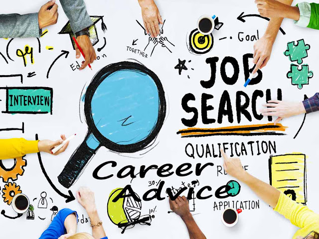 Job Search Guidance and free Career Advice - web4newbies.com