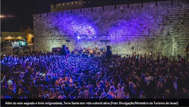 Jerusalém mais de cinco mil anos de história e cultura
