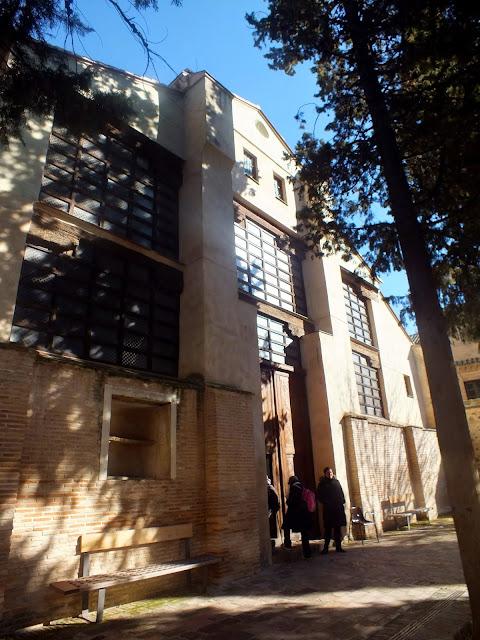 visitar sinagoga en Toledo