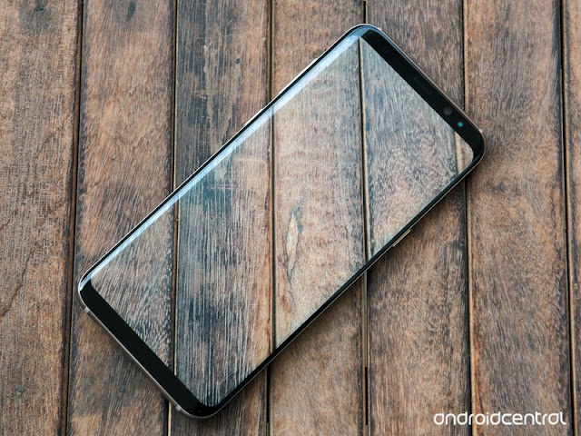 Galaxy S8+ India