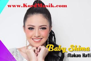 Kunci Gitar Baby Shima - Makan Hati
