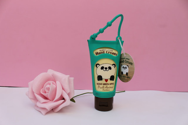 Puchi animal hand cream