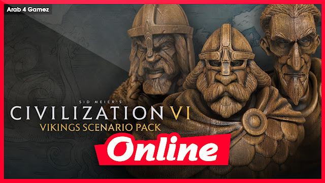 تحميل لعبة Sid Meier Civilization VI Steamworks Fix V2