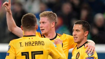 Russia vs Belgium Highlights 16 November 2019 - Euro Cup