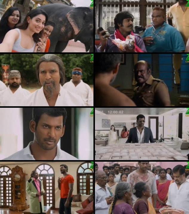Rowdy Rajkumar 2017 Hindi Dubbed DTHRip Download 600MB