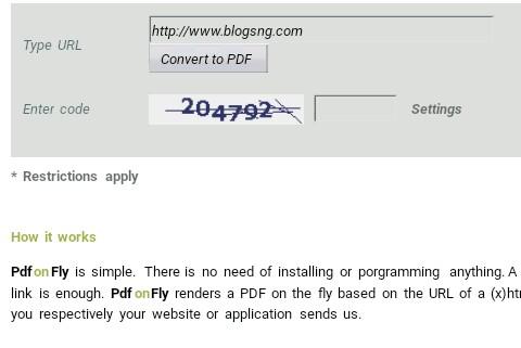 create mobile ready pdf files