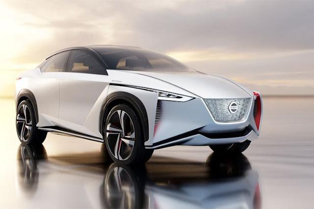 Crossover Nissan, Mobil Pintar untuk Masa Depan