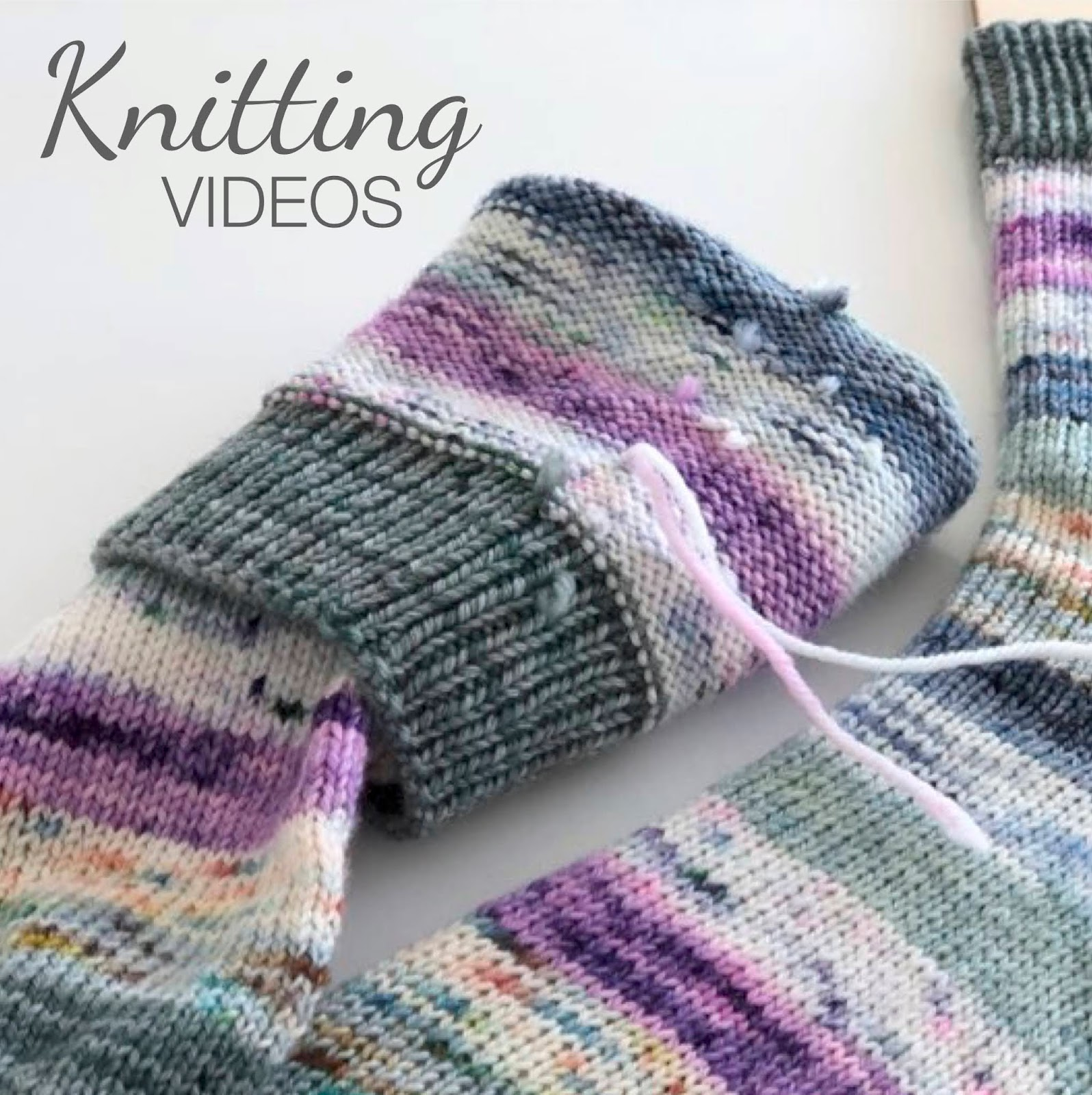 Knitting Tutorials Link