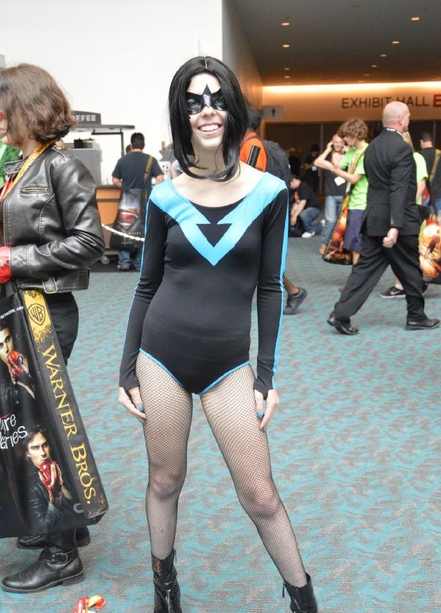 Cosplay Champions Female Nightwing