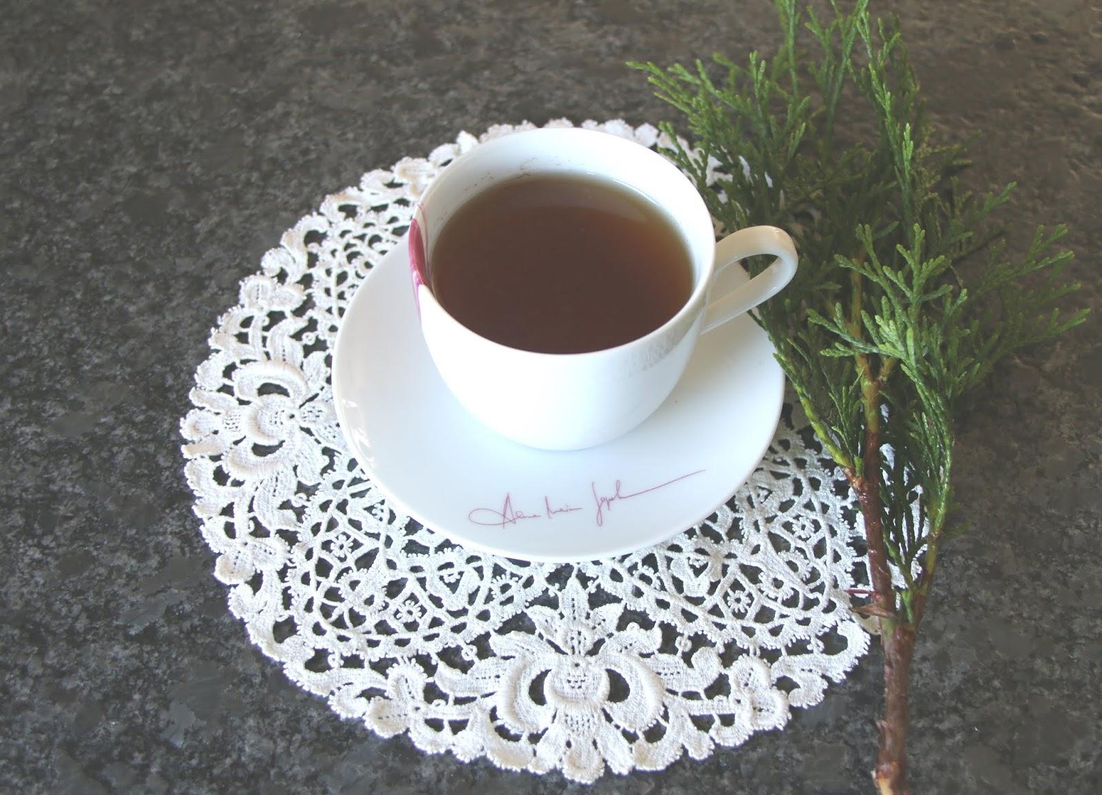 Sztuka parzenia herbaty.