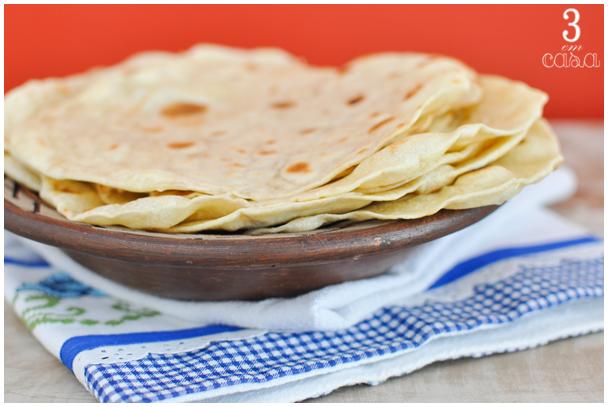 tortilla mexicana receita