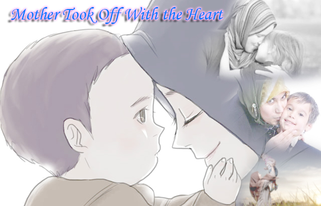 Gambar Kartun Ibu Dan Anak Laki2 Kata Kata