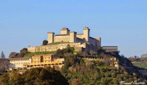 Spoleto, Rocca