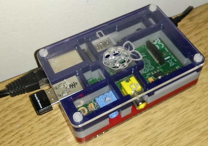 Alpha Loop: Raspberry Pi as a VPN Wireless Access Point