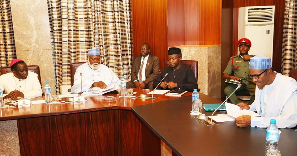 buhari peace committee