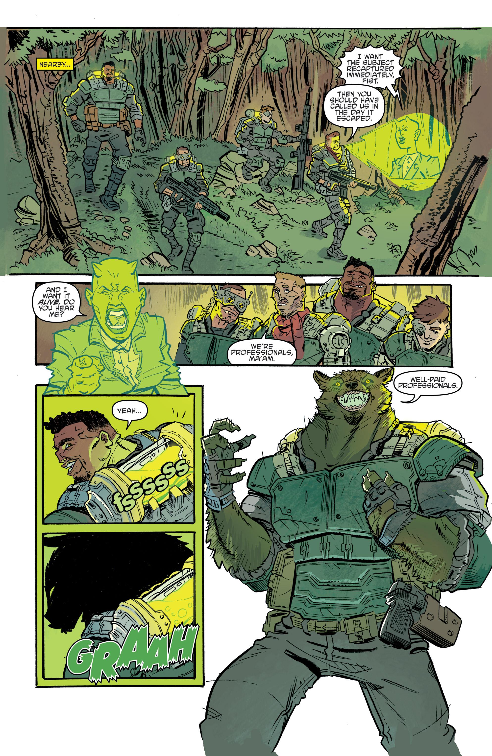 Read online Teenage Mutant Ninja Turtles Universe comic -  Issue #11 - 5