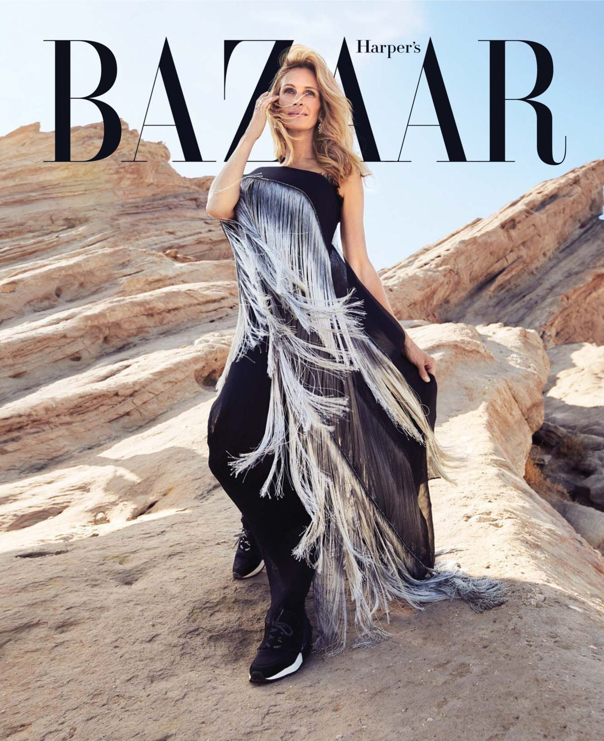 Julia Roberts in Harper's Bazaar Magazine, November 2018