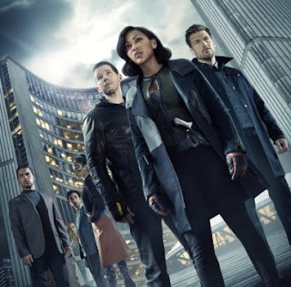 MINORITY REPORT Series Premiere, A Review