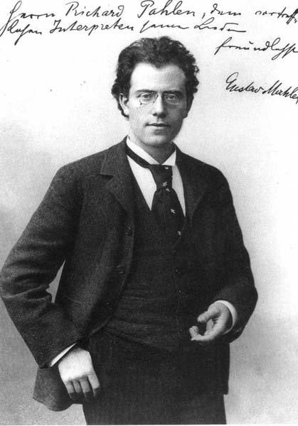 Classical music gustav mahler essay