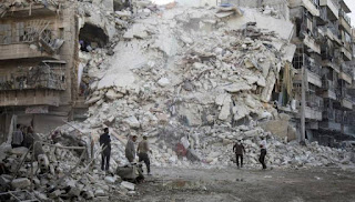 Pilot-Pilot Senior Syiah Iran Kunjungi Bandara Militer di Homs