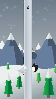 Screenshot_4 Penguin Run, Cartoon – Android App Featured Review Apps