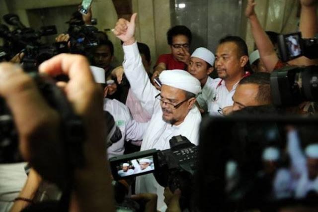 Habib Rizieq: Insya Allah Ahok Masuk Penjara