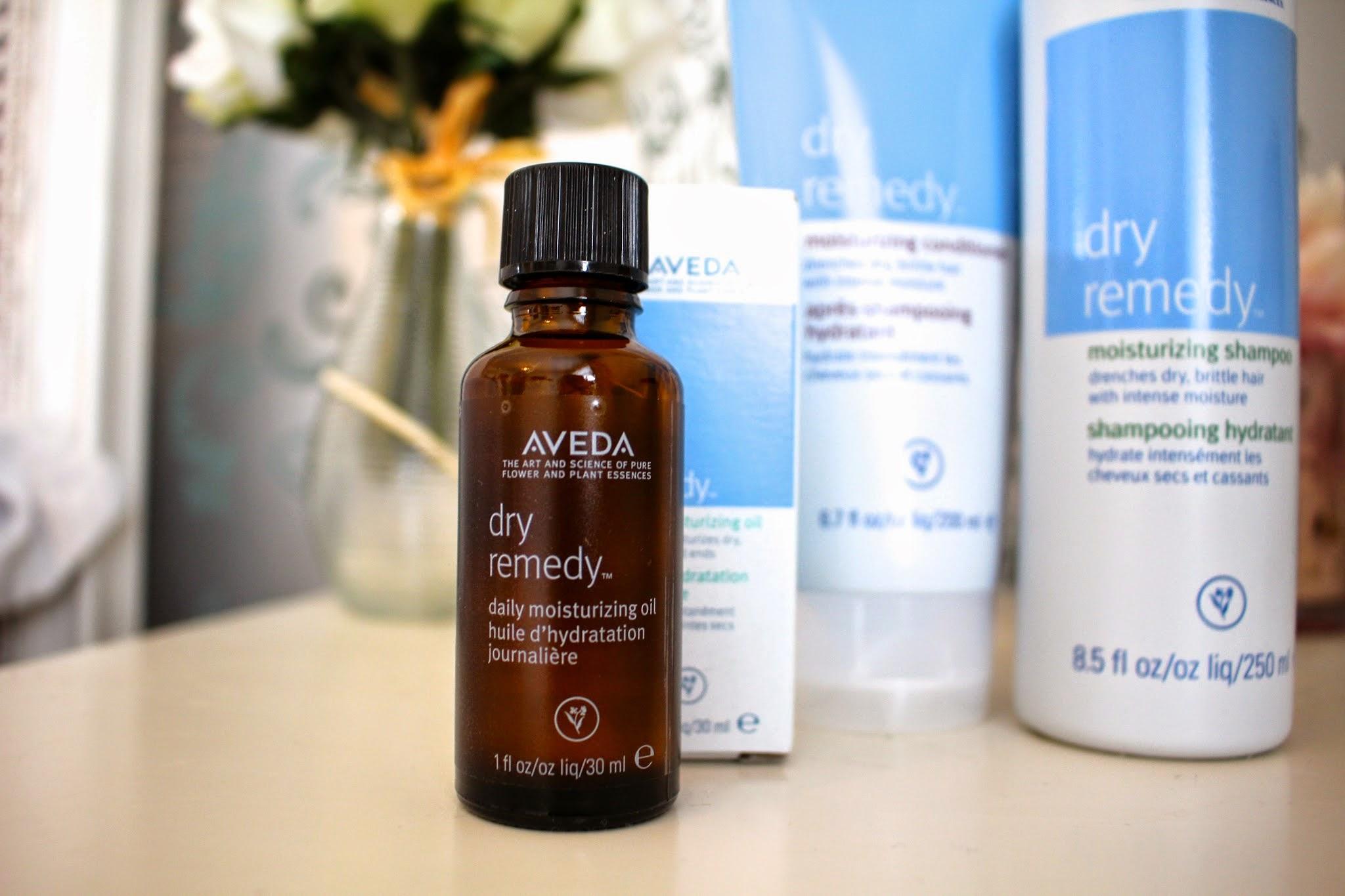 aveda dry remedy