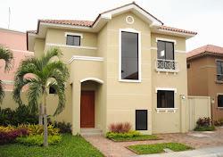 casa casas colores exterior fachadas pintura exteriores fachada pinturas tu google decoracion tonos decora mejores importante pequenas amarillo modernas interiores