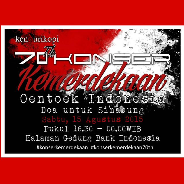 70th Konser Kemerdekaan Oentoek Indonesia