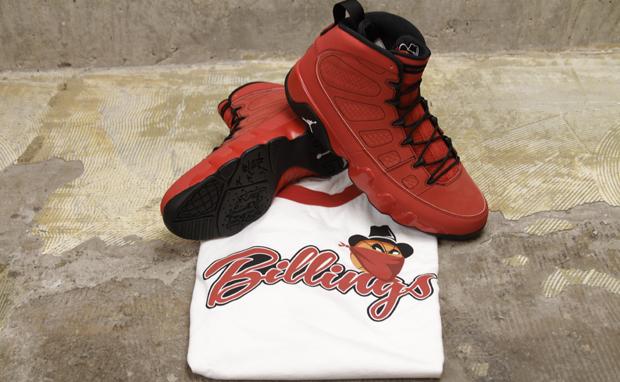 various colors 37100 5bb7e Delivered Fresh: Air Jordan 9