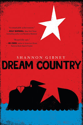 Shannon Gibney, Dream Country, InToriLex